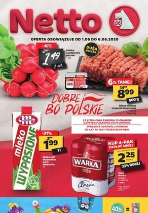 Gazetka promocyjna Netto - Polskie produkty w Netto