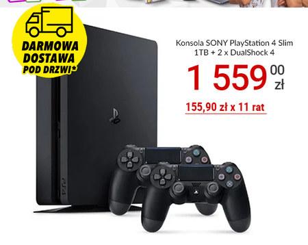 Konsola PlayStation 4  Sony