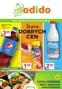 Gazetka promocyjna Odido - Odido - gazetka promocyjna - ważna do 11-06-2020