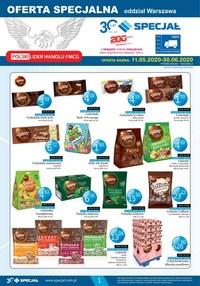 Gazetka promocyjna Specjał - Promocje w sklepach Specjał - ważna do 30-06-2020