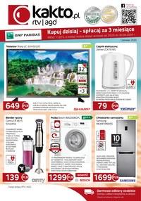 Gazetka promocyjna Kakto.pl - Promocje w Kakto.pl - ważna do 30-06-2020
