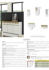 Gazetka promocyjna Restol - Katalog mebli Restol 2020