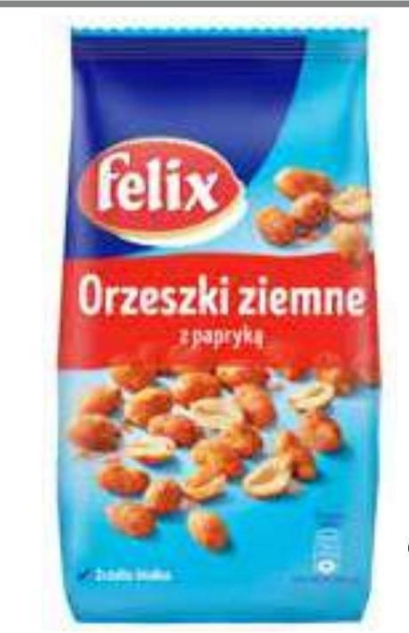 Orzeszki ziemne Felix