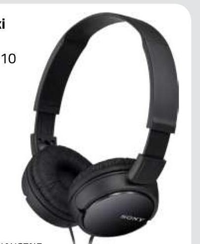 Słuchawki Sony niska cena