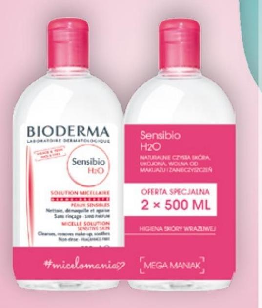 Płyn micelarny Bioderma niska cena