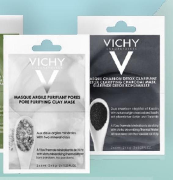 Maska do twarzy Vichy niska cena
