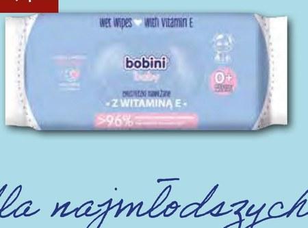 Chusteczki nawilżone Bobini