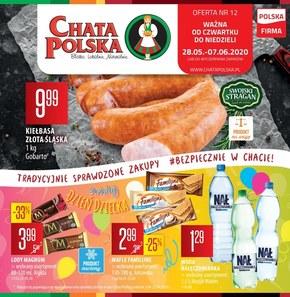 Blisko, lokalnie i naturalnie w Chata Polska!