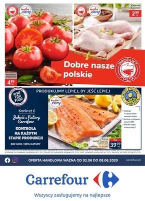 Spożywcza oferta Carrefour