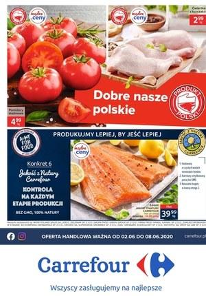 Gazetka promocyjna Carrefour - Spożywcza oferta Carrefour