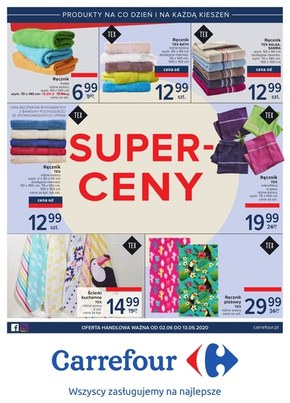Super ceny w Carrefour!