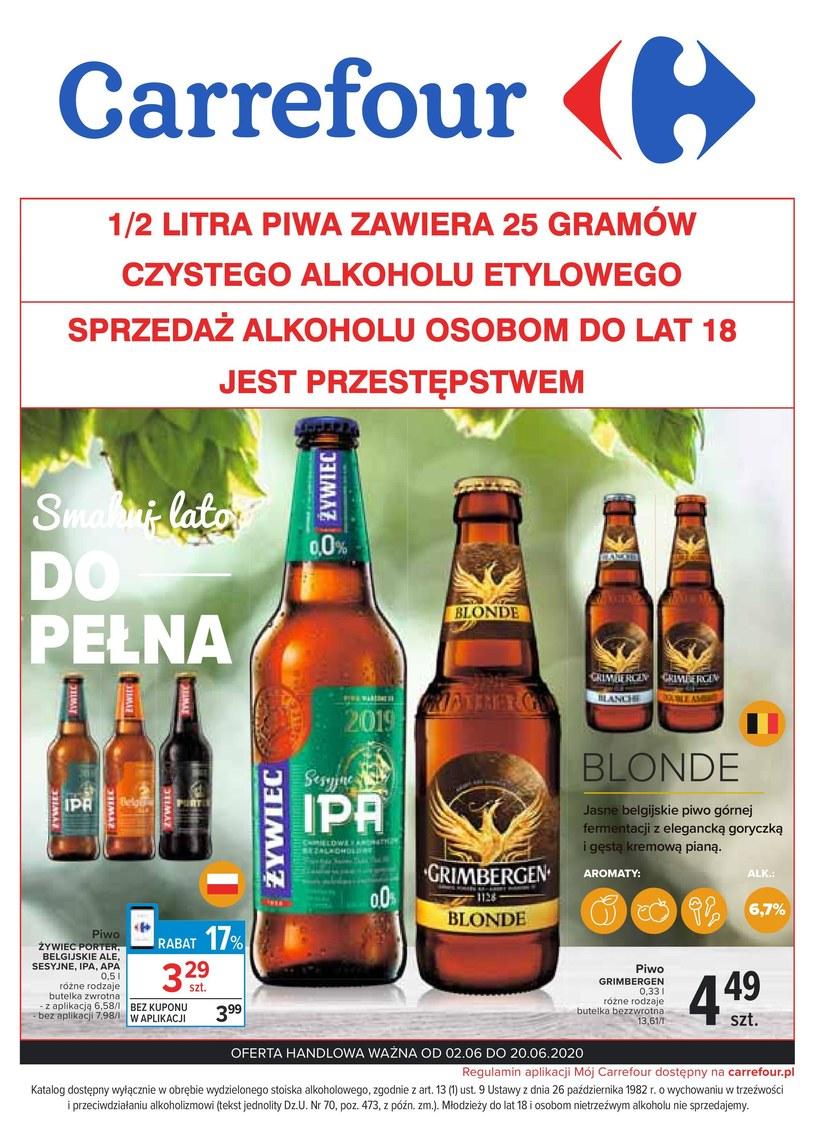 Carrefour: 15 gazetki