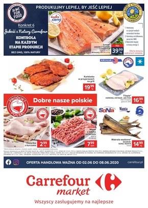 Carrefour Market i promocje