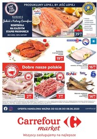 Gazetka promocyjna Carrefour Market - Carrefour Market i promocje - ważna do 20-06-2020