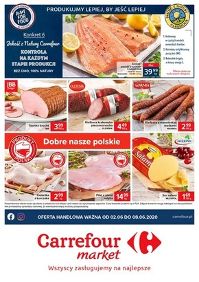 Nowe promocje w Carrefour Market