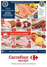 Gazetka promocyjna Carrefour Market - Nowe promocje w Carrefour Market - ważna do 20-06-2020