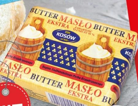 Masło OSM Kosów