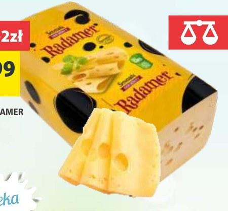 Ser żółty Spomlek