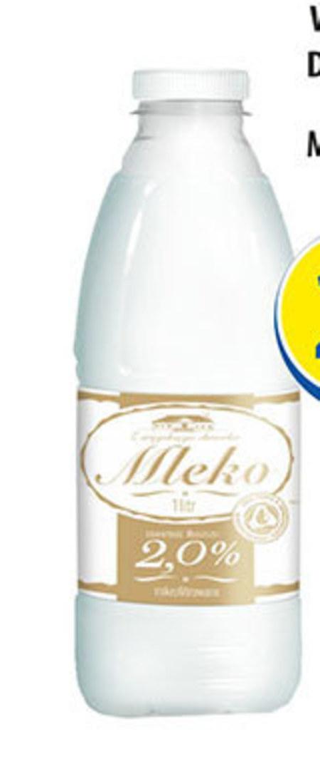 Mleko Wiejski dworek