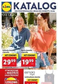 Gazetka promocyjna Lidl - Katalog Lidl - ważna do 13-06-2020