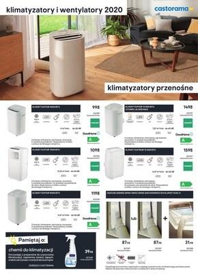 Katalog klimatyzatorów Castorama