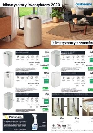 Gazetka promocyjna Castorama - Katalog klimatyzatorów Castorama