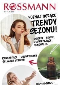 Gazetka promocyjna Rossmann - Poznaj gorące trendy sezonu - Rossmann - ważna do 15-06-2020