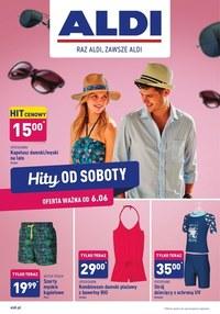 Gazetka promocyjna Aldi - Hity od Soboty w Aldi - ważna do 07-06-2020