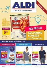 Gazetka promocyjna Aldi - Okazje tygodnia w Aldi - ważna do 13-06-2020