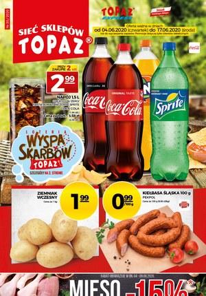 Gazetka promocyjna Topaz - Gazetka promocyjna Topaz