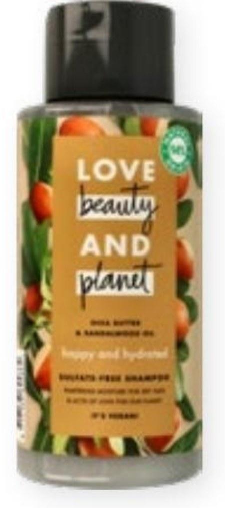 Szampon do włosów Love Beauty & Planet