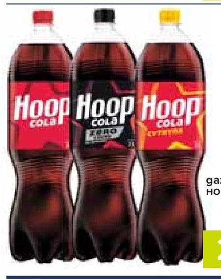 Napój gazowany Hoop