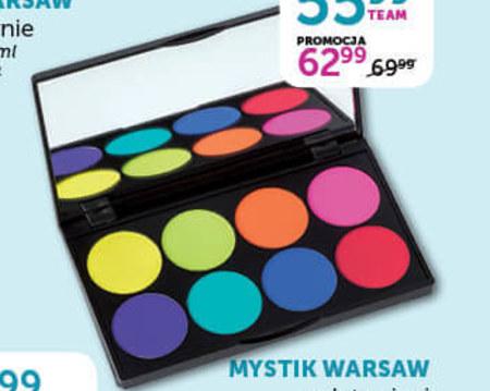 Paleta cieni Mystik warsaw