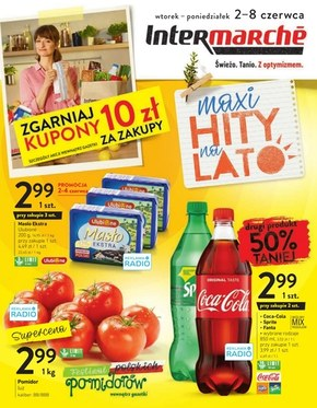 Maxi hity na lato w Intermarche