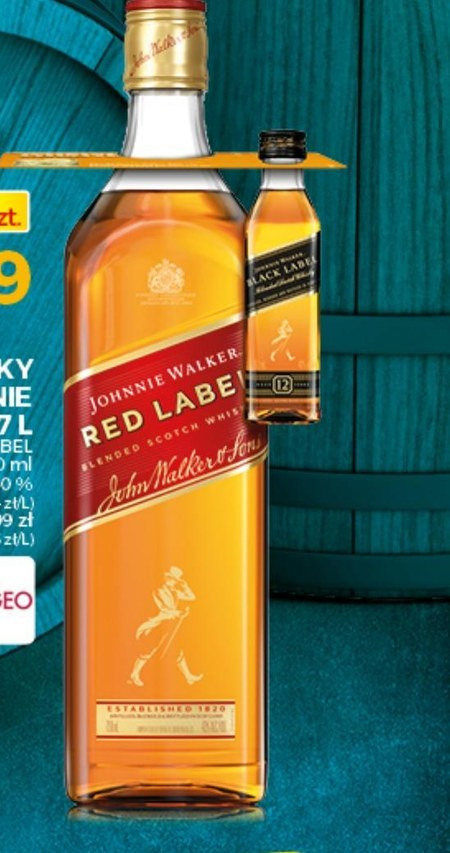 Whiskey Red Label