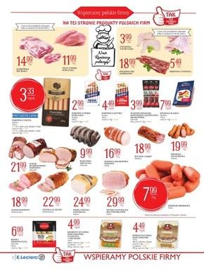 Polski produkty w E.leclerc