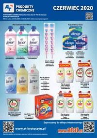 Gazetka promocyjna At - Kosmetyki i chemia w At! - ważna do 30-06-2020