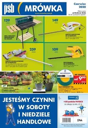 Promocyjne ceny w PSB Mrówka