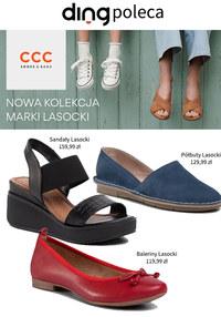Gazetka promocyjna CCC - Nowe kolekcje w CCC - ważna do 16-06-2020