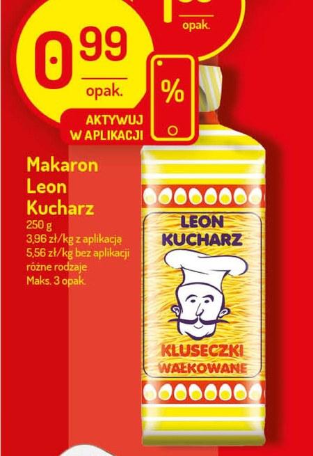 Makaron Leon Kucharz