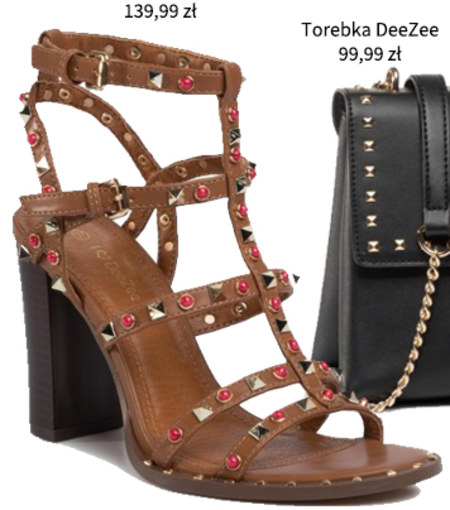 Sandały damskie DeeZee