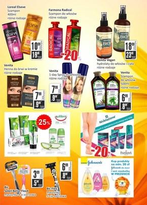 Kosmetyki na lato w Drogerii Wispol