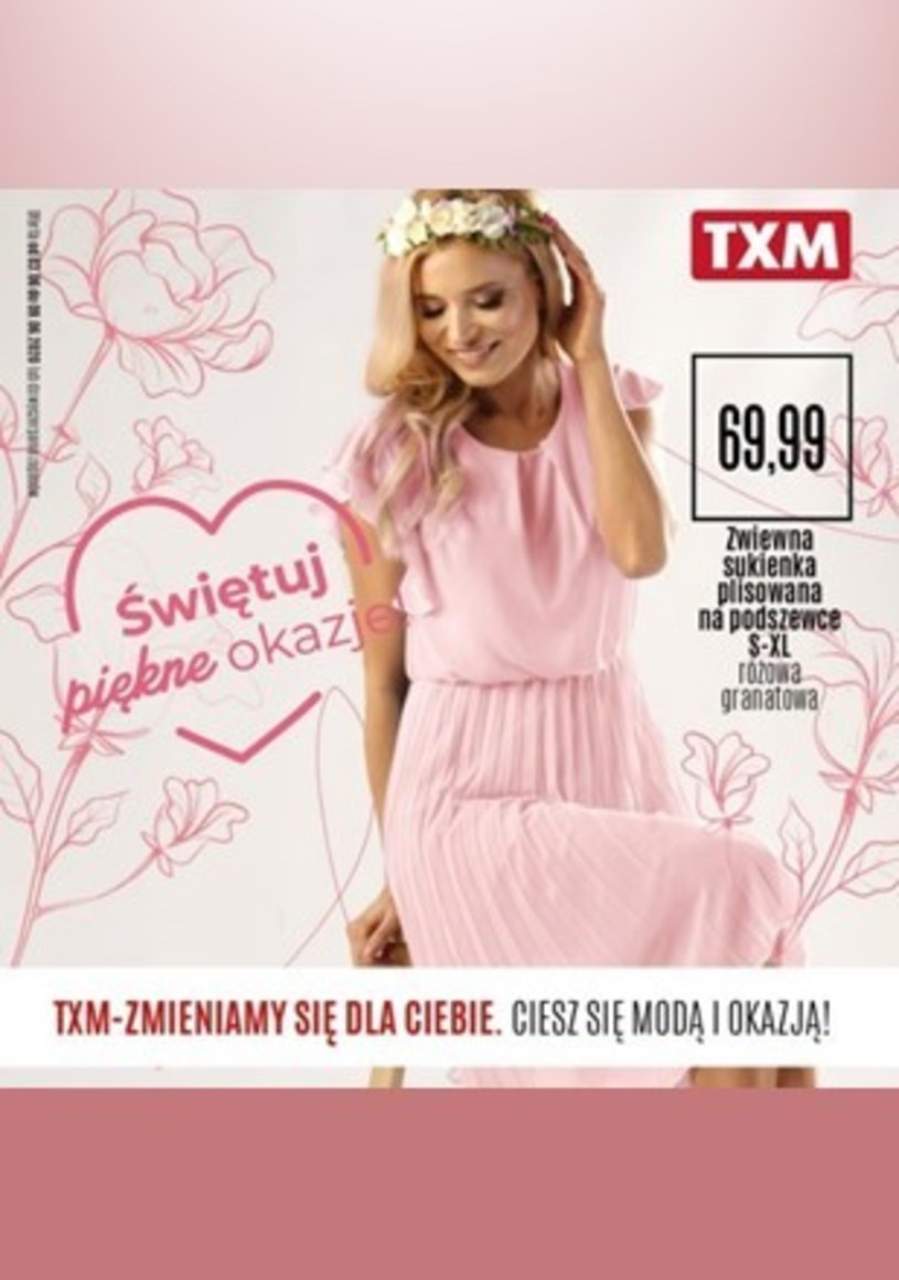 Gazetka promocyjna Textil Market - ważna od 03. 06. 2020 do 09. 06. 2020
