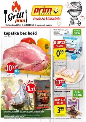 Prim market - świeżo i lokalnie