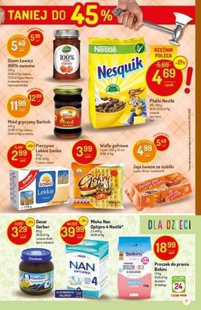 Najnowsza oferta Delikatesy Centrum!