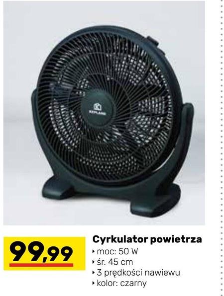 Cyrkulator powietrza Kepland