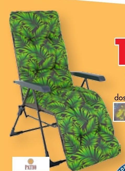 Fotel ogrodowy niska cena