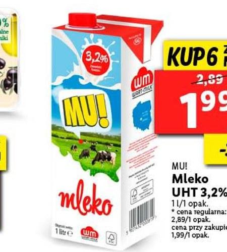 Mleko MU!