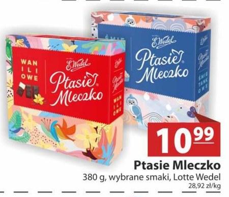 Ptasie Mleczko E. Wedel