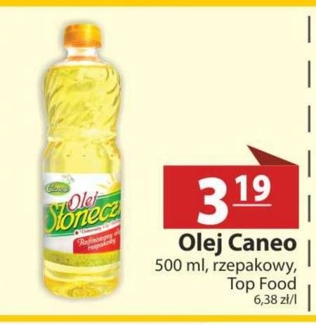 Olej Caneo